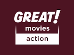 Logo of GREAT! movies action