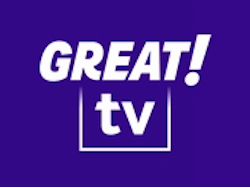 Logo of GREAT! tv