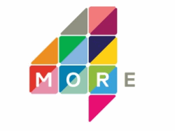 Logo of more4