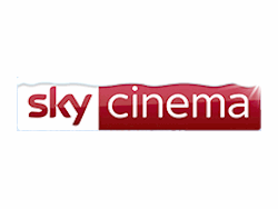 Logo of Sky Cinema Christmas