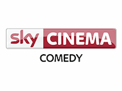 Logo of Sky Cinema Comedy