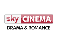 Logo of Sky Cinema Drama and Romance