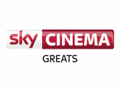 Logo of Sky Cinema Greats HD
