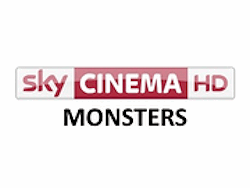 Logo of Sky Cinema Monsters