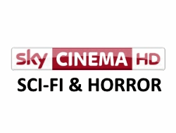 Logo of Sky Cinema Sci-Fi and Horror