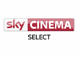 Logo of Sky Cinema Select HD