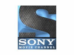 Logo of Sony Movie Channel