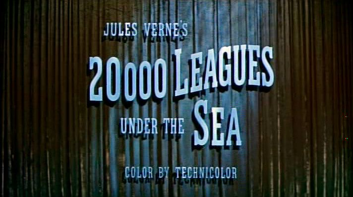 Main title from 20,000 Leagues Under the Sea (1954)