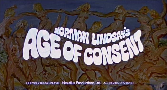 Main title from Age of Consent (1969)