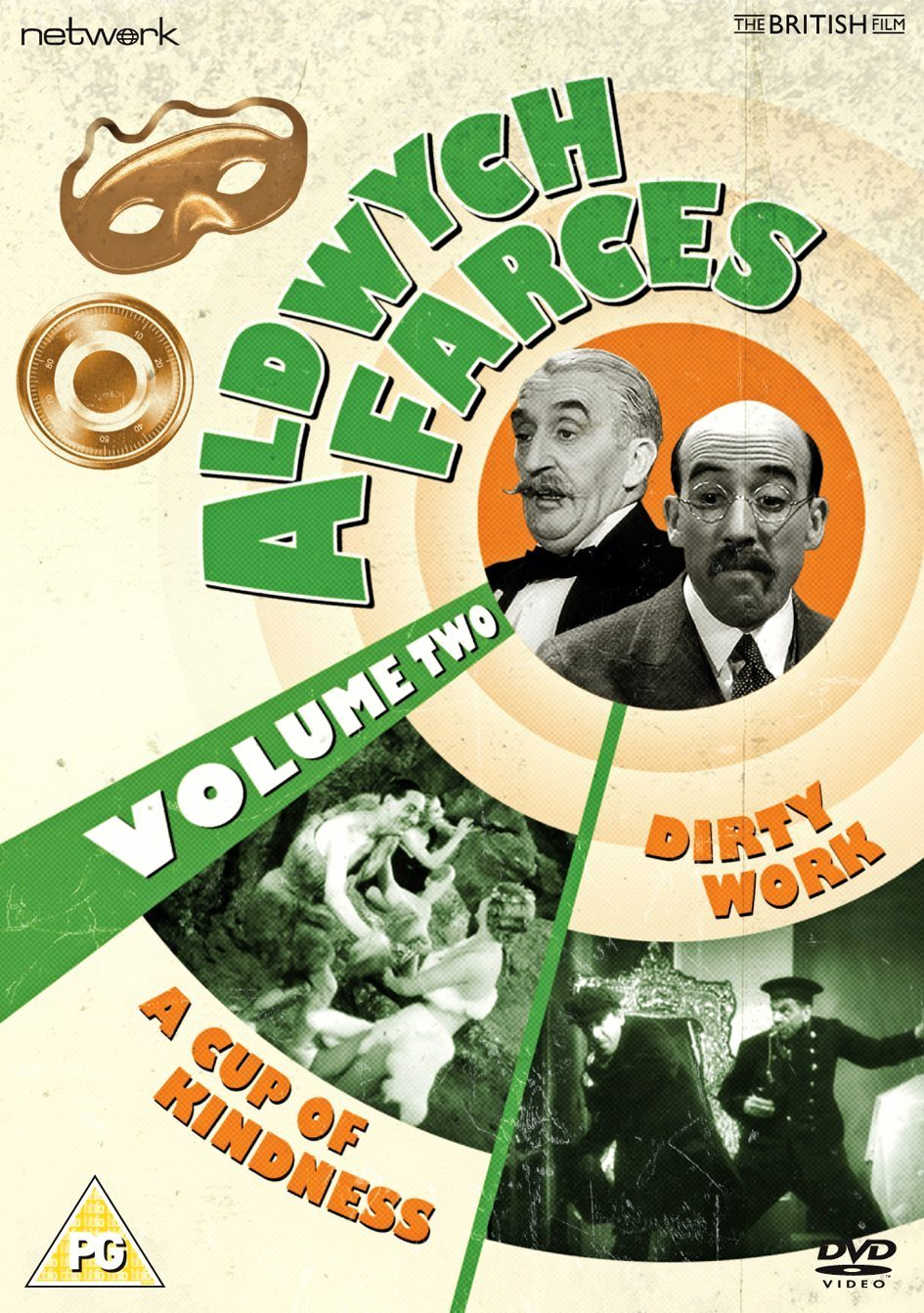 Aldwych Farces Vol 2 DVD from Network and The British Film