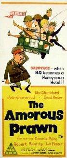 Australian poster for The Amorous Prawn (1962) (1)
