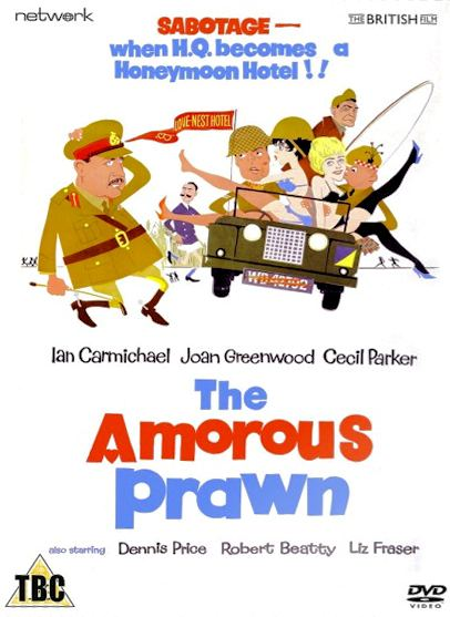 The Amorous Prawn DVD from Network and The British Film