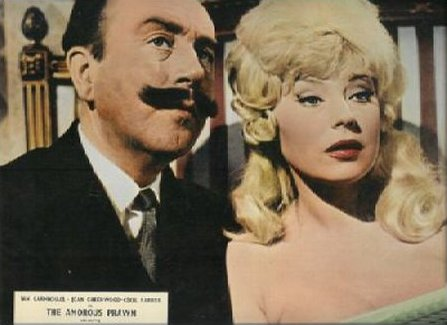Lobby card from The Amorous Prawn (1962) (1)