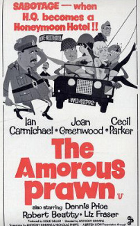 Poster for The Amorous Prawn (1962) (3)