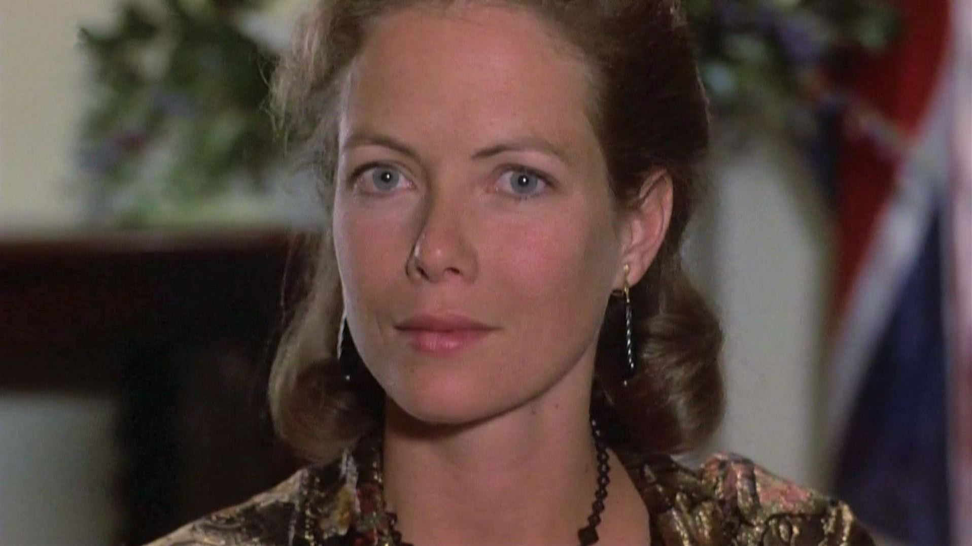 Screenshot from Appointment with Death (1988) (2) featuring Jenny Seagrove