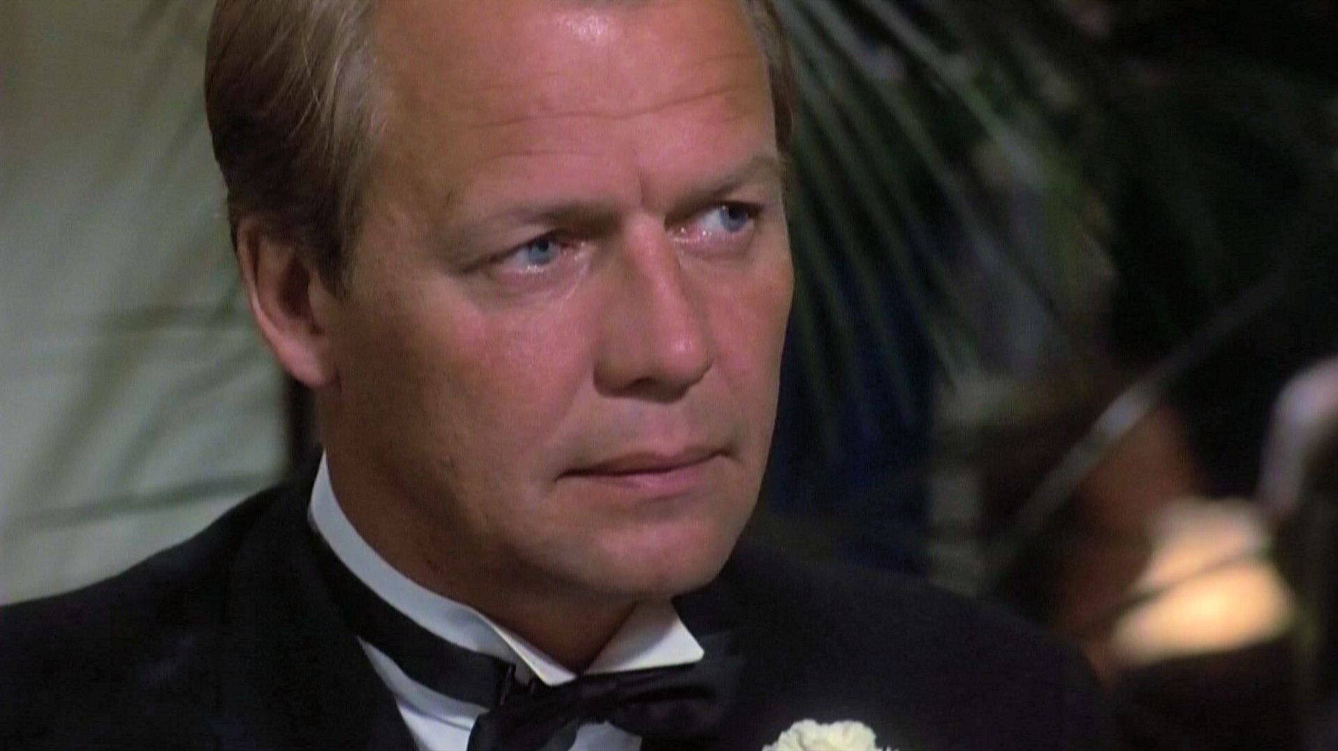 Screenshot from Appointment with Death (1988) (3) featuring David Soul