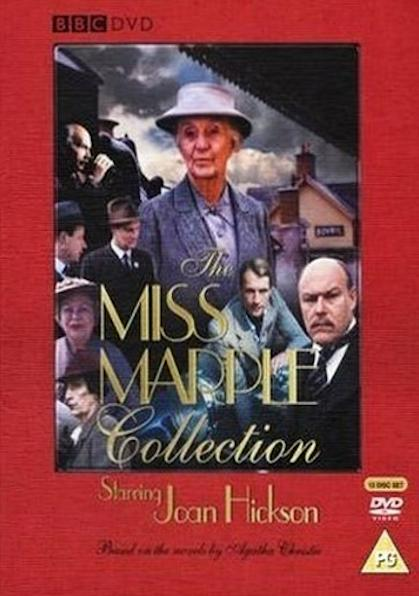 Miss Marple – At Bertram's Hotel DVD from the BBC