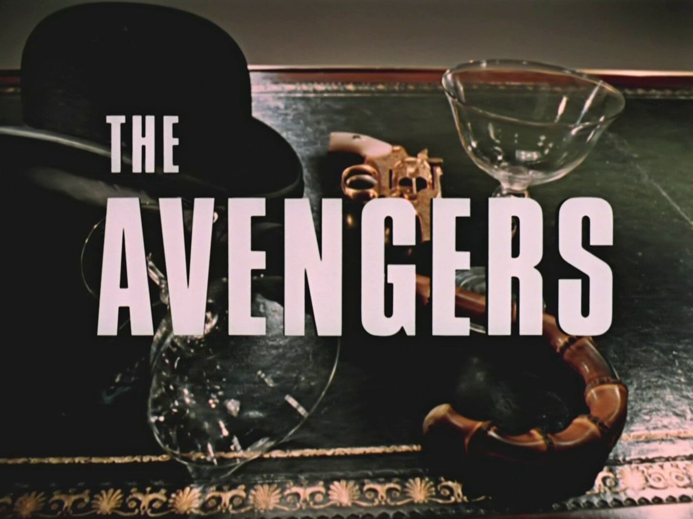 Main title from The Avengers (1961-69) (2)