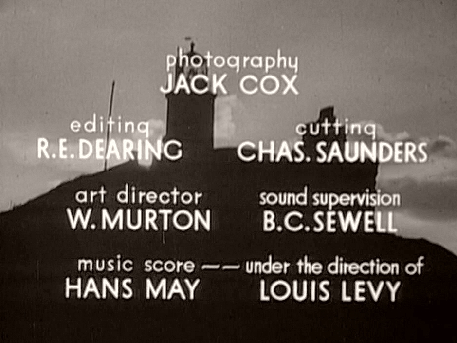 Main title from Back-Room Boy (1942) (10)