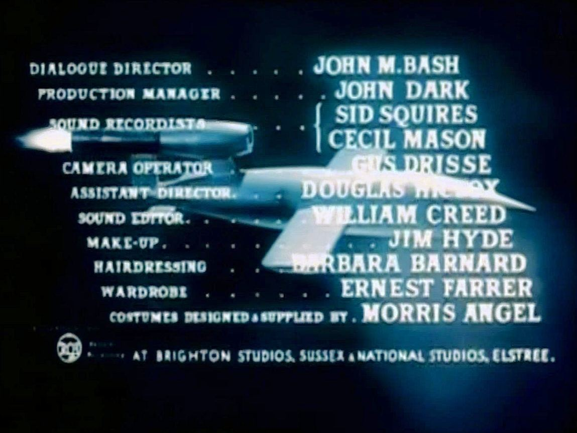 Main title from Battle of the V-1 (1958) (6)