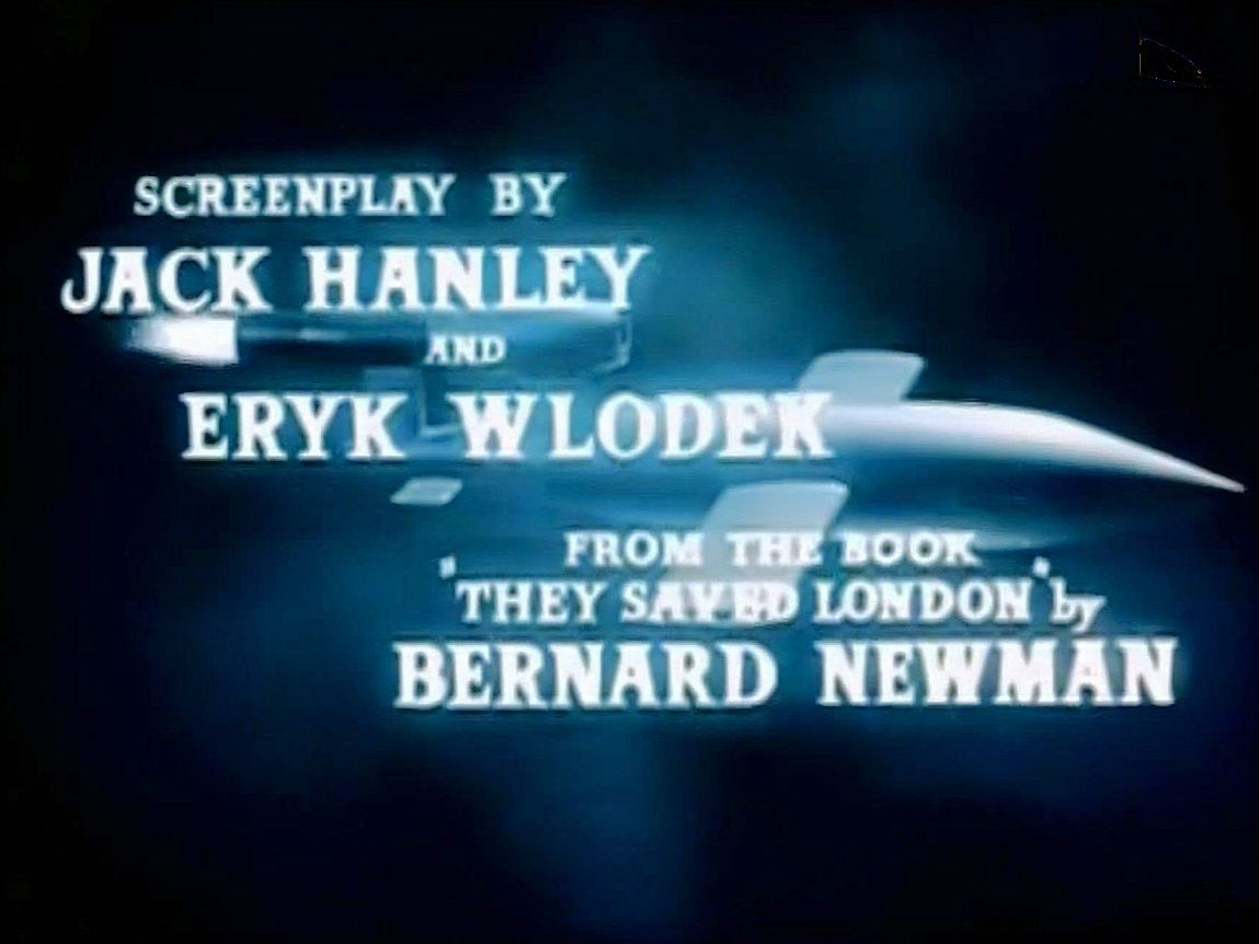 Main title from Battle of the V-1 (1958) (8)