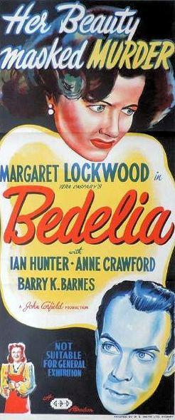 Australian poster for Bedelia (1946) (1)
