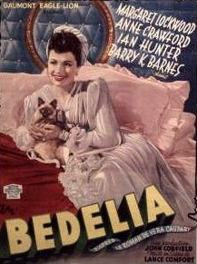 Poster for Bedelia (1946) (2)