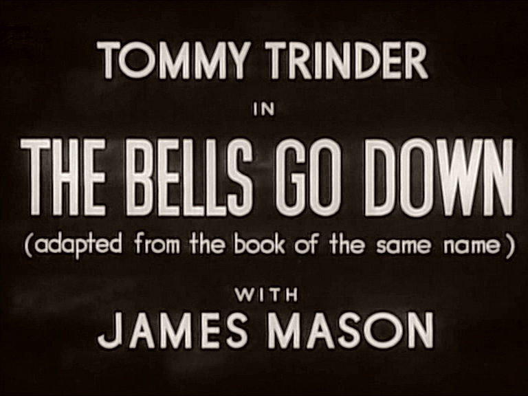 Main title from The Bells Go Down (1943)