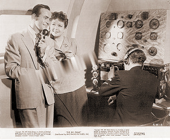 Jean Kent (as Louise Parker) in a photograph from The Big Frame [The Lost Hours] (1952) (2)