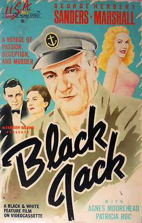 Video cover from Black Jack (1950) (1)