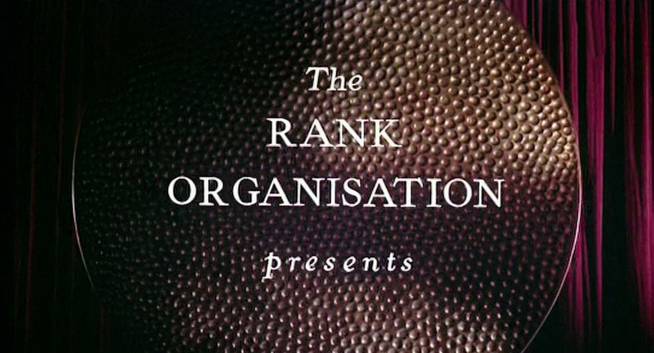 Main title from The Black Tent (1956) (1).  The Rank Organisation presents