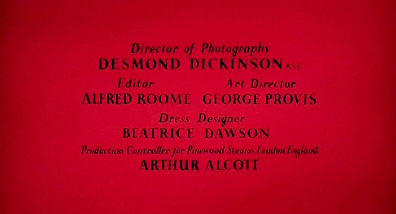 Main title from The Black Tent (1956) (10)