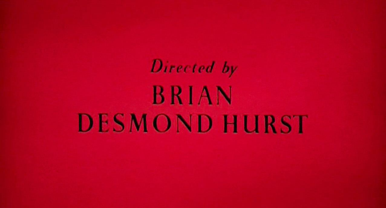 Main title from The Black Tent (1956) (14).  Directed by Brian Desmond Hurst