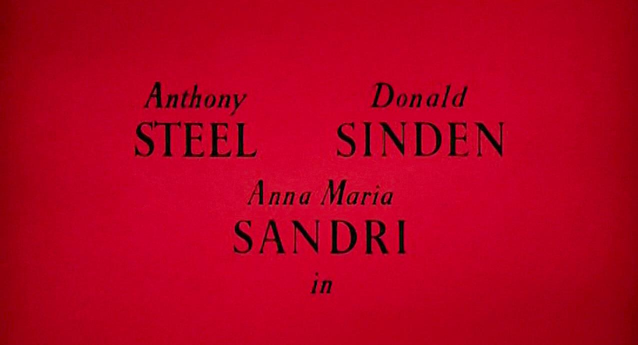 Main title from The Black Tent (1956) (2).  Anthony Steel Donald Sinden, Anna Maria Sandri in