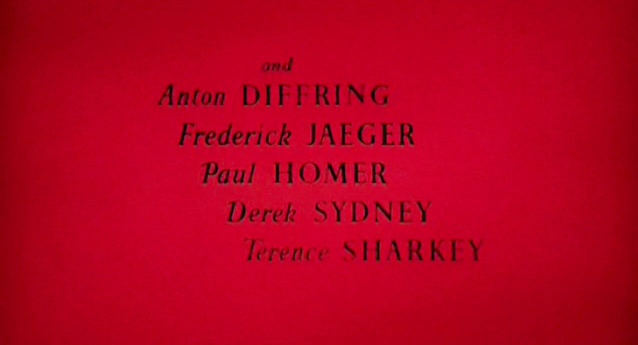 Main title from The Black Tent (1956) (6)