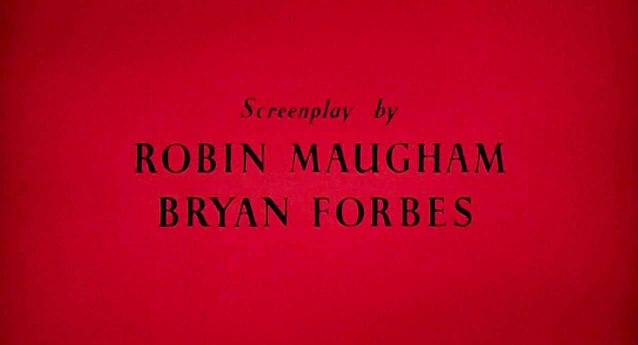 Main title from The Black Tent (1956) (8).  Screenplay by Robin Maugham Bryan Forbes