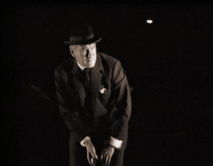 George Sanders (as Landru) in a screenshot from Bluebeard's Ten Honeymoons (1960) (6)
