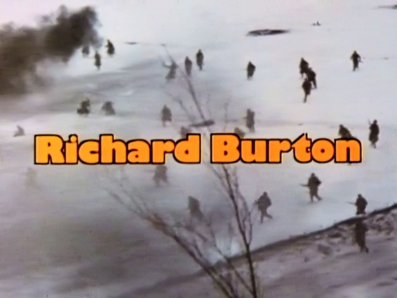 Main title from Breakthrough (1979) (1). Richard Burton