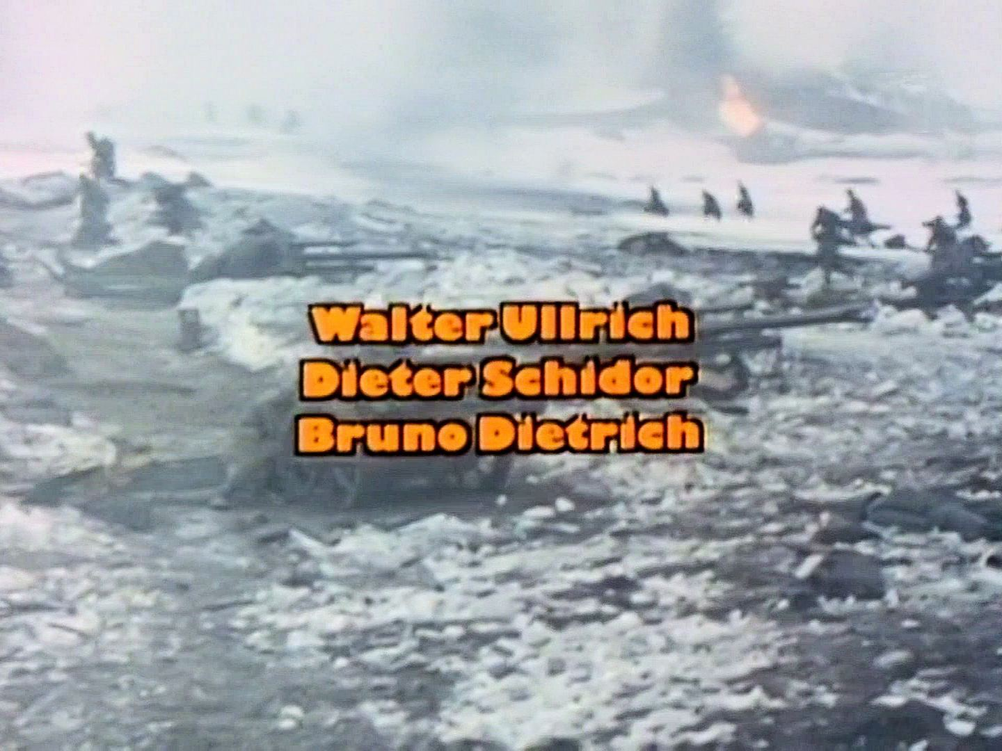 Main title from Breakthrough (1979) (9). Walter Ullrich, Dieter Schidor, Bruno Dietrich