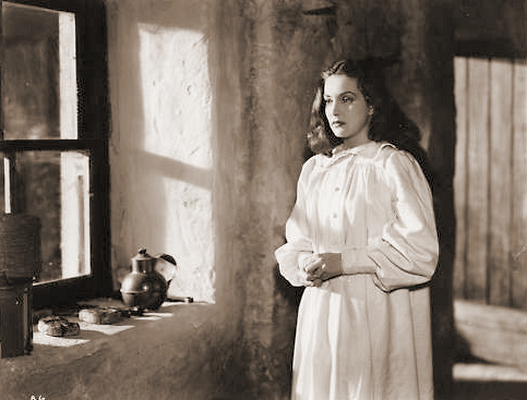 Patricia Roc (as Mary) in a photograph from The Brothers (1947) (1)
