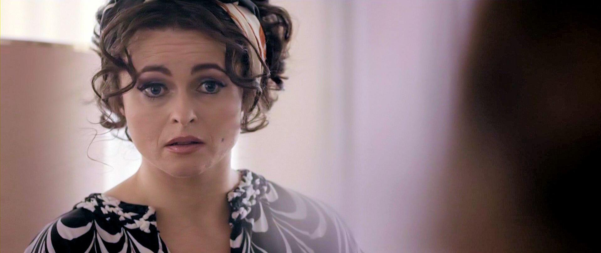Screenshot from Burton and Taylor (2013) (2) featuring Helena Bonham Carter