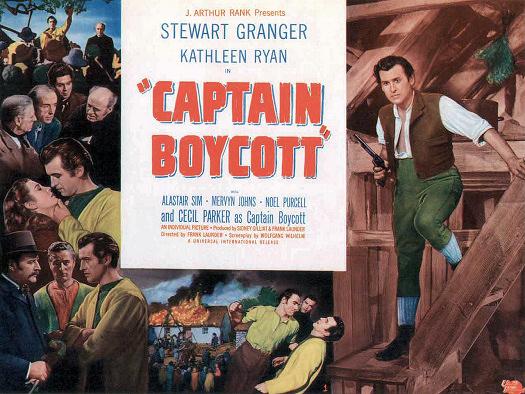 Poster for Captain Boycott (1947) (2)
