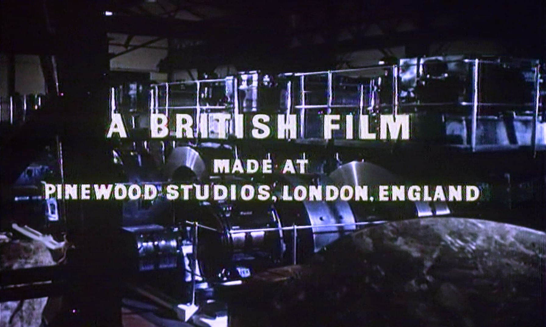 Main title from Checkpoint (1956) (1)