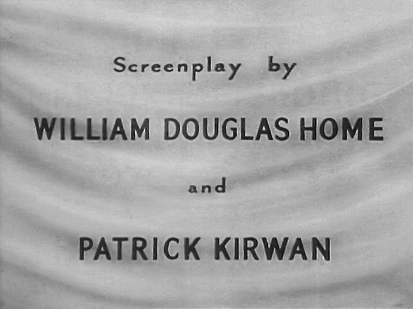 Main title from The Chiltern Hundreds (1949) (6)