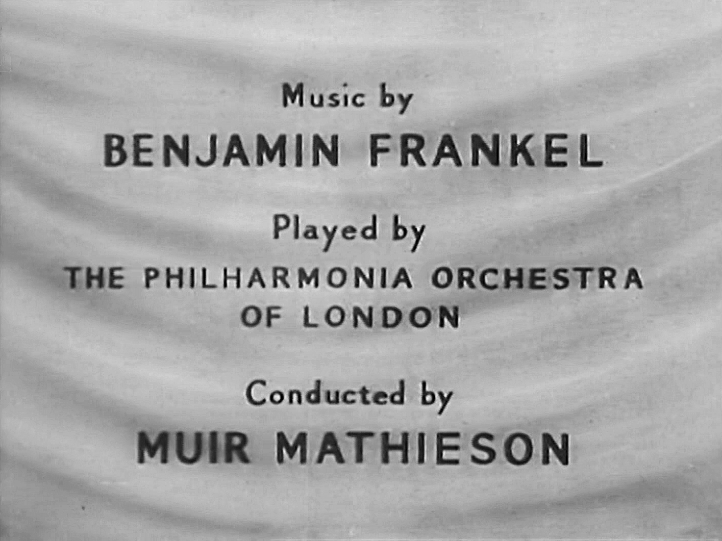 Main title from The Chiltern Hundreds (1949) (9)