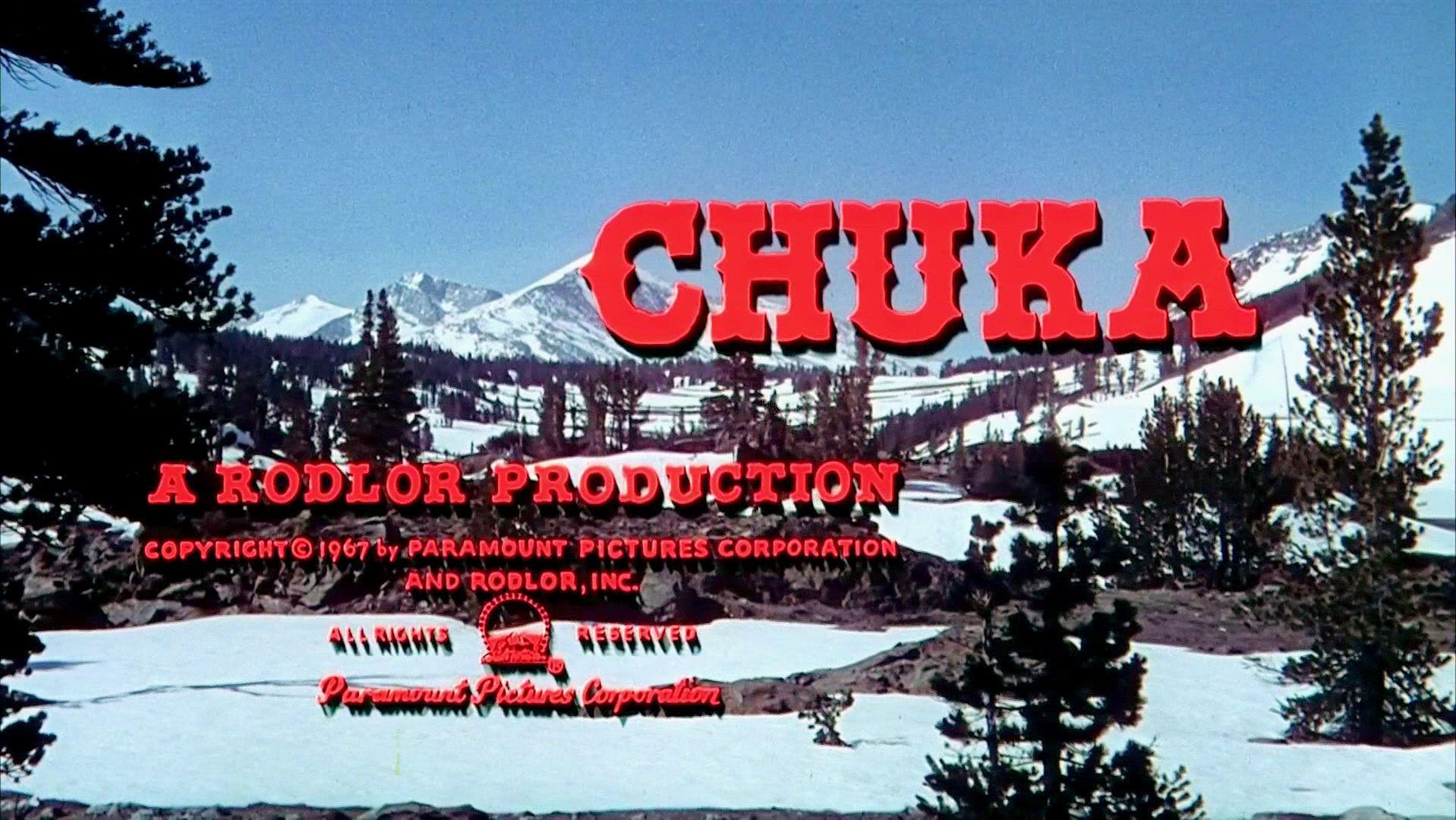 Main title from Chuka (1967) (3)