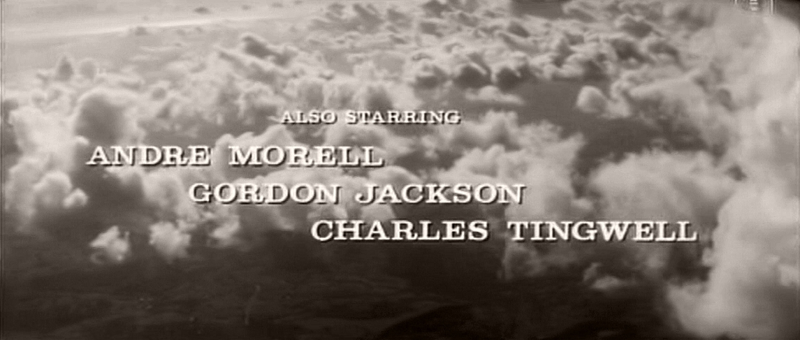 Main title from Cone of Silence (1960) (4).  Also starring Andre Morell Gordon Jackson, Charles Tingwell