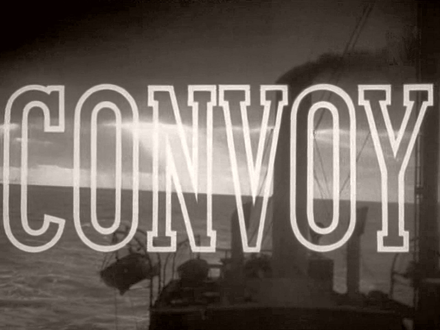 War Movie : Convoy 1940 ( Full Movie )