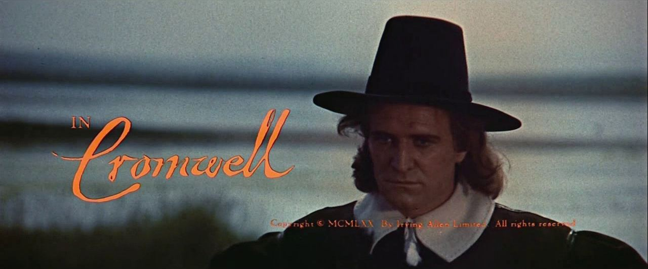 Main title from Cromwell (1970)