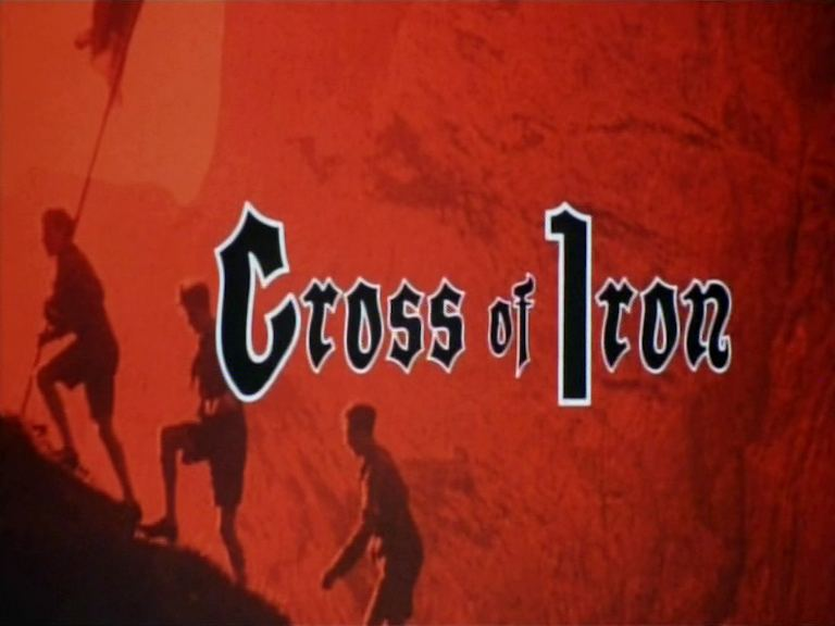 Main title from Cross of Iron (1977)